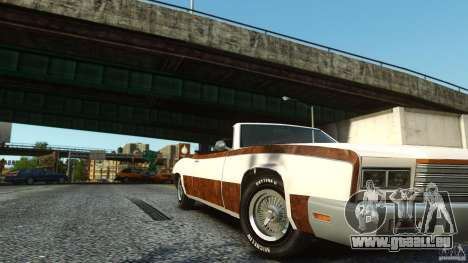 Buccaneer Final für GTA 4 rechte Ansicht