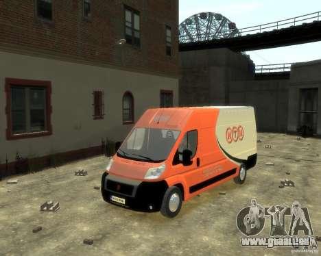 Fiat Ducato pour GTA 4