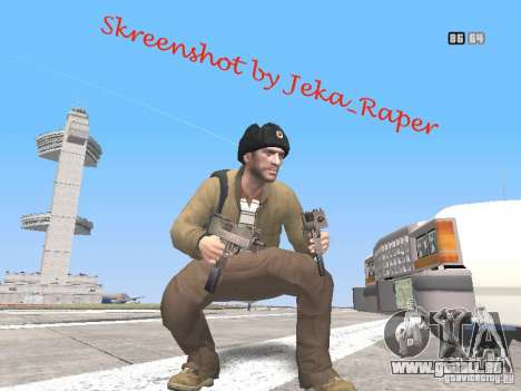 HQ Weapons pack V2.0 für GTA San Andreas
