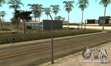 Grove Street 2013 v1 pour GTA San Andreas dixième écran