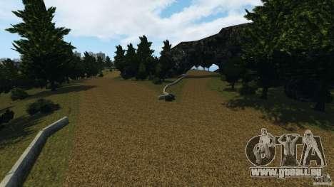 DiRTY - LandRush für GTA 4 siebten Screenshot