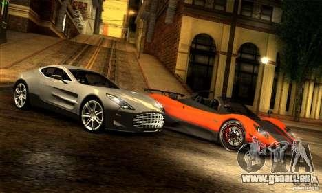 SA_gline v3. 0 für GTA San Andreas siebten Screenshot