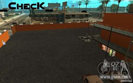 Respawn San News für GTA San Andreas fünften Screenshot