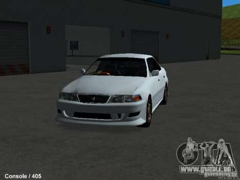 Toyota Mark II 100 1JZ-GTE pour GTA San Andreas