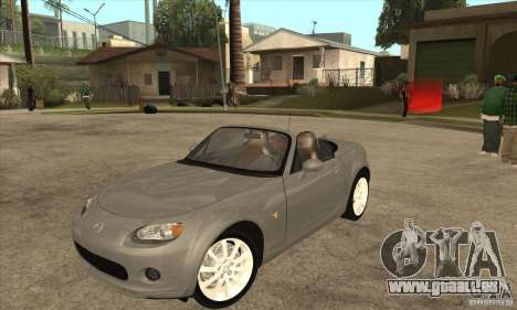 Mazda MX-5 2007 pour GTA San Andreas