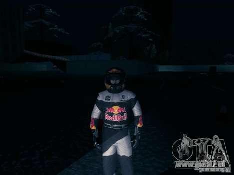 Race Ped Pack für GTA San Andreas zehnten Screenshot