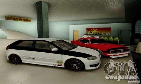 Audi S3 pour GTA San Andreas roue