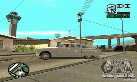 Houstan Wasp (Mafia 2) pour GTA San Andreas laissé vue