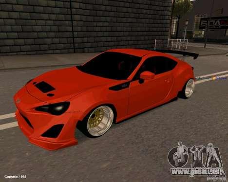 Scion FR13 pour GTA San Andreas