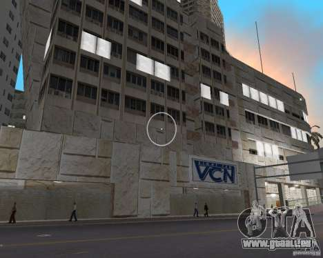 New Downtown: Shops and Buildings für GTA Vice City zehnten Screenshot