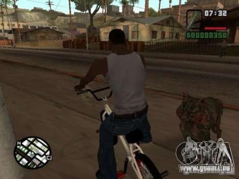 Animals in Los Santos für GTA San Andreas zweiten Screenshot