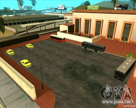 Priparkovanyj Transport v1. 0 für GTA San Andreas zweiten Screenshot