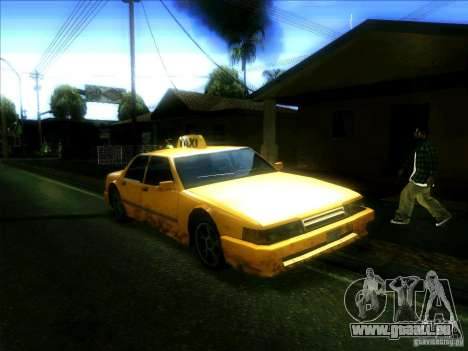 Sunrise Taxi pour GTA San Andreas