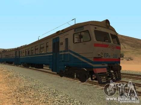 Er9m-556 pour GTA San Andreas vue de droite