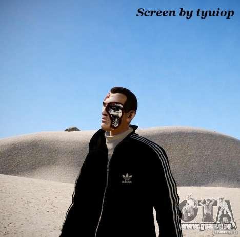 Niko - Terminator pour GTA 4