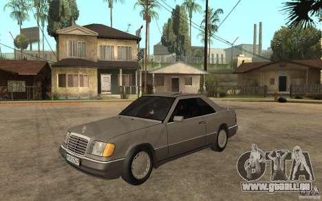Mercedes-Benz E320 C124 pour GTA San Andreas