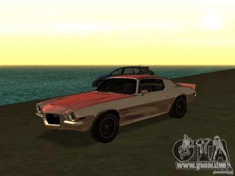 GFX Mod pour GTA San Andreas dixième écran