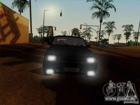 Dacia 1310 L Sport pour GTA San Andreas vue intérieure