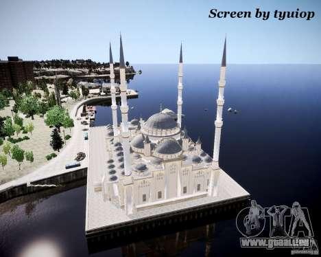 Chechen Mod v1.0 pour GTA 4 cinquième écran