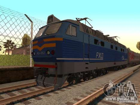 ЧС4-052 pour GTA San Andreas