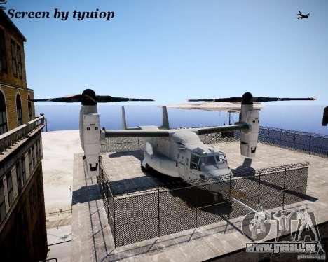 Osprey MV-22 für GTA 4