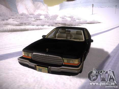 Buick Roadmaster 1996 für GTA San Andreas linke Ansicht