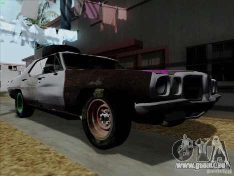 BETOASS car für GTA San Andreas linke Ansicht