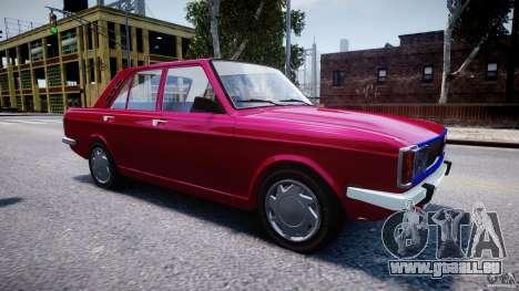 Peykan 1600i für GTA 4