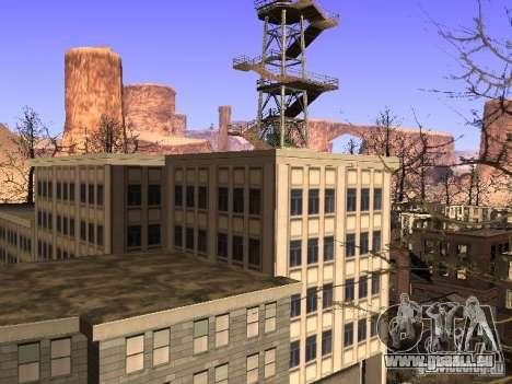 Tchernobyl MOD v1 pour GTA San Andreas septième écran