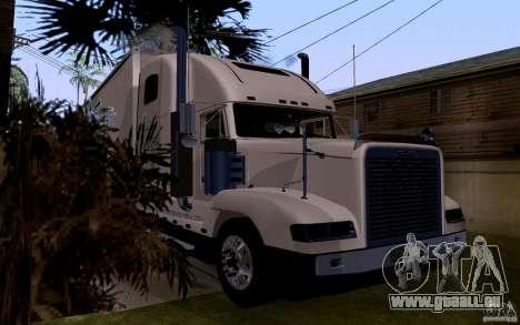 Freightliner SD 120 pour GTA San Andreas laissé vue