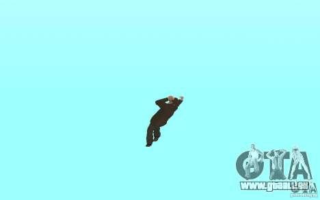 Unique animation of GTA IV V3.0 für GTA San Andreas zwölften Screenshot