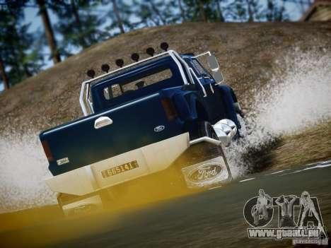 Ford F-650 Super Crewzer für GTA 4 rechte Ansicht