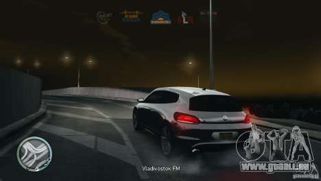 Coloured Radio HUD pour GTA 4