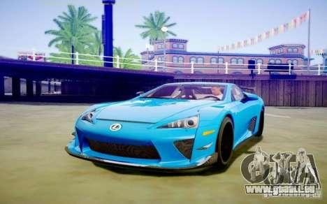 Sompelling ENBSeries pour GTA San Andreas septième écran