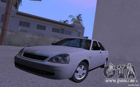 LADA Priora 2170 Pnevmo pour GTA San Andreas