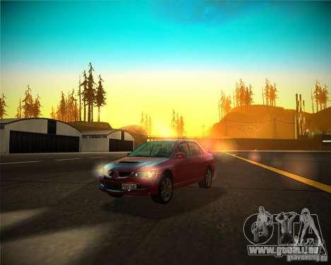 ENBSeries by Sashka911 v4 pour GTA San Andreas quatrième écran