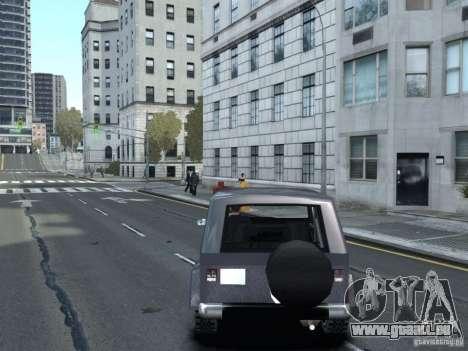 Mesa dans GTA San Andreas pour GTA IV pour GTA 4 Vue arrière