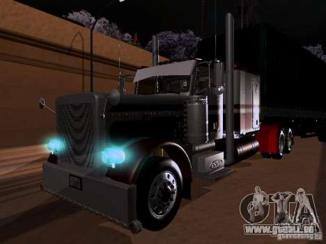 Peterbilt 389 Custom 2009 für GTA San Andreas