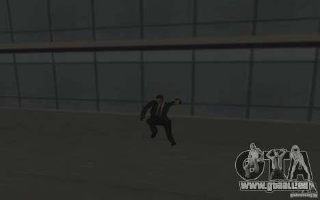 Animation von GTA IV V 2.0 für GTA San Andreas