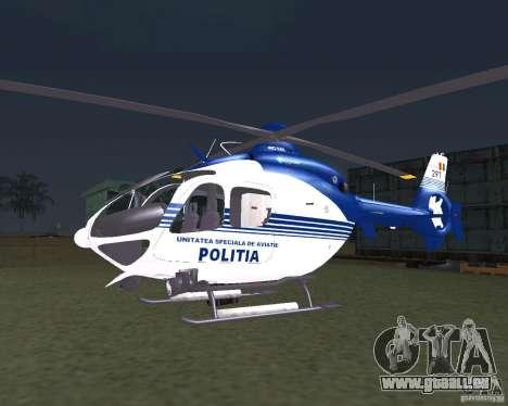 EC-135 Gendarmerie Police pour GTA San Andreas