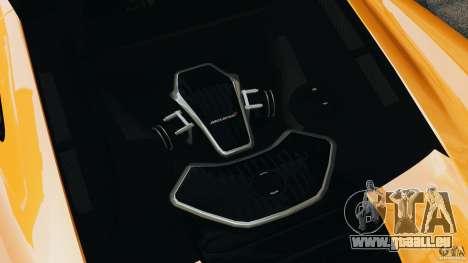 McLaren MP4-12C v1.0 [EPM] für GTA 4 obere Ansicht