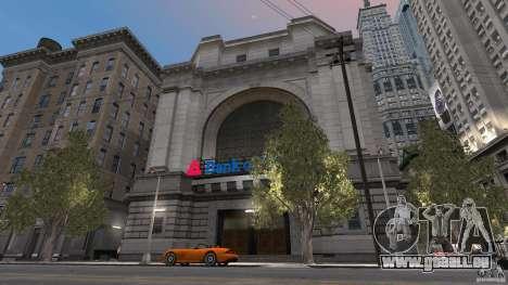 Bank robbery mod pour GTA 4