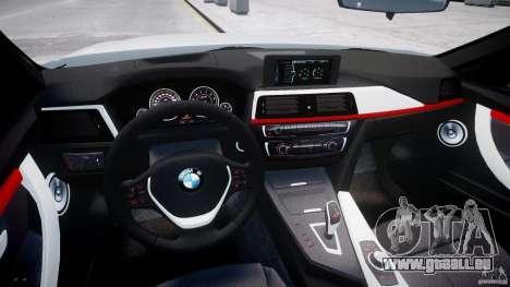 BMW 335i E30 2012 Sport Line v1.0 für GTA 4 rechte Ansicht