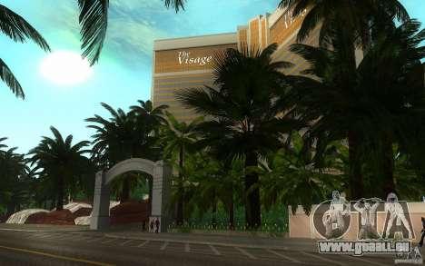 Perfekte Vegetation v. 2 für GTA San Andreas zehnten Screenshot