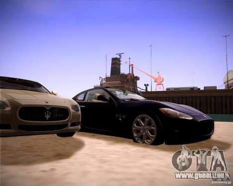 ENBseries by slavheg v2 für GTA San Andreas achten Screenshot