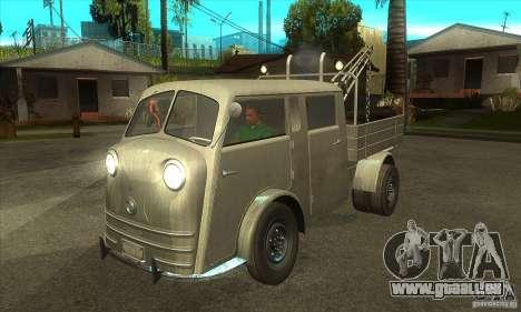 Tempo Matador 1952 Towtruck version 1.0 pour GTA San Andreas