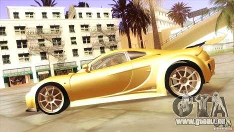 Ascari A10 pour GTA San Andreas laissé vue
