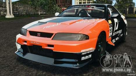 Nissan Skyline GT-R (R33) v1.0 für GTA 4