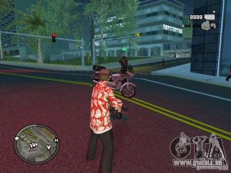 Tony Montana pour GTA San Andreas septième écran