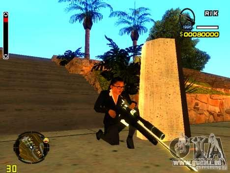 New AWP für GTA San Andreas zweiten Screenshot